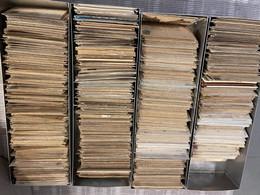 Lot Van Ongeveer 8100 Postkaarten. Staan Allen Online Onder Verkoper Barry8000. - 500 CP Min.