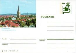 """(BP3)BRD Bildpostk.Wz40(Pf) Olivgrün """"Unfallverhütung"""" P116 415581/ C9/122 """"45 Osnabrück"""" Ungebraucht - Bildpostkarten - Ungebraucht"""