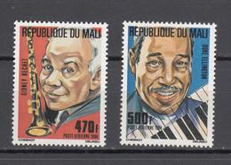 Mali 1984,2V In Set,Sidney Bechet,Duke Ellington,MNH/Postfris(A4168) - Musica
