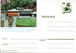"""(BP3)BRD Bildpostk.Wz40(Pf) Olivgrün """"Unfallverhütung"""" P116 415581/ C9/123 """"729 Freudenstadt"""" Ungebraucht - Bildpostkarten - Ungebraucht"""