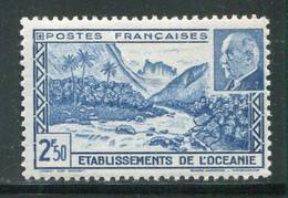 OCEANIE- Y&T N°139- Neuf Avec Charnière * - Unused Stamps