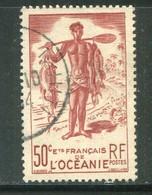 OCEANIE- Y&T N°185- Oblitéré - Used Stamps