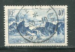 OCEANIE- Y&T N°184- Oblitéré - Used Stamps