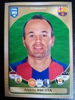 Figurina Panini 2017 Fifa 365 2016-17 Andrés Iniesta Barcelona N 70 - Non Classificati
