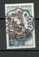 FRANCE - BEYNAC-CAZENAC - N° Yvert 1127 Obli CàD Des AMBULANTS. - 1921-1960: Periodo Moderno