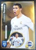 Figurine Panini 2017 Fifa 365 2016-17 Cristiano Ronaldo Real Madrid N 103 104 - Non Classificati
