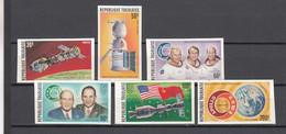 Togo 1975,6V In Set,IMPERF,aerospace,ruimtevaart,luft Und Raumfahrt, Apollo-Soyuz Mission,MNH(/PostfrisA4173) - Africa