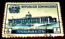 Dominicana,1948, Palace. - Dominican Republic