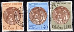 Vaticano (1963) - Natale, 5° Emissione  Ø - Usati