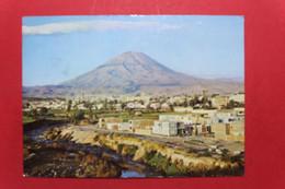 27536  Cpm   Panorama De AREQUIPA 1978 ! Au Fond Le Volcan Chachani ! - Pérou