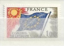 1976 MNH European Council, Postfris - Ungebraucht