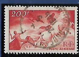 FRANCE  Poste Aérienne: Série Mythologique:  N°19 Année 1946/47 - 1927-1959 Afgestempeld