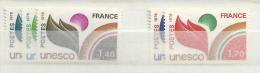 1976-78 MNH Unesco, Postfris - Ungebraucht