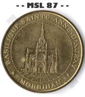 - - 56 - Sainte Anne D'Auray - Basilique Sainte-Anne-d'Auray - MDP - ACHAT IMMEDIAT - - - 2003