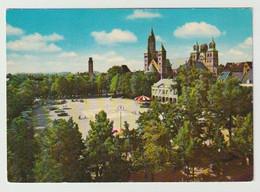 Ansichtkaart-postcard Panorama Vrijthof Maastricht (NL) - Maastricht