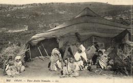 Algérie - Oran - Types Arabes Nomades - Enfants - F 0392 - Oran