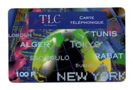 """Carte Téléphonique """"TLC France S.A."""" - Altre Schede Prepagate"""