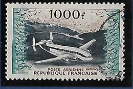 FRANCE  Poste Aérienne: Prototypes: Provence   N°33 Année 1954 - 1927-1959 Afgestempeld