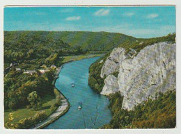 Ansichtkaart-postcard Panorama Freyr - Hastière Nabij Dinant (B) - Hastière