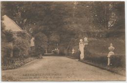 LOT_CP0007 1st Orval 258 (5+5ct) De BRASSCHAET POLYGONE Chateau Du Mick Vers LIEGE Photo François MERXEM Merksem - Covers & Documents