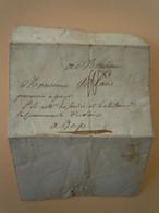 Lettre 1783  Au Procureur De GAP Par DUPEUTY Avocat Aux Conseil Du Roi - Manuscripts