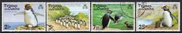 Tristan Da Cunha 1974 Rockhopper Penguins Set Of 4, Used, SG 188/91 - Tristan Da Cunha