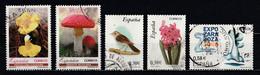 Espagne 2007 : Timbres Yvert & Tellier N° 3935 - 3936 - 3941 - 3942 - 3944 - 3945 - 3946 - 3947 - 3948 Et 3949 Oblitérés - 2001-10 Usati