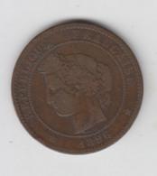 10 CTS  1896 A - CERES - FAISSEAU - D. 10 Centimes