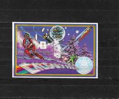 COMORE Nº HB 47 - Invierno 1988: Calgary