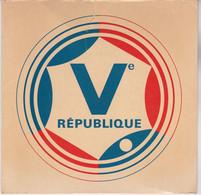 45 Tours Vème République Janvier 1967 Par Georges Pompidou - Altri