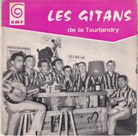 45 Tours Les Gitans De La Tourlandry Court Giraud Sélos Madoel /les Gitans/mon écosse/les Juifs/goodbye/ - Collectors