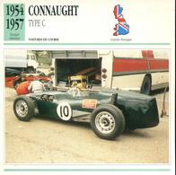 Grande Bretagne 1954-1957 - Connaught Type C - Auto's