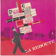 45 Tours La Redoute Georges De Caunes Jean Valton Claude Vega Vous Emmène Multi Techniques - Collectors