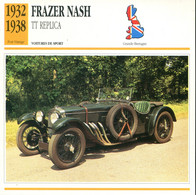 Grande Bretagne 1932-1938 - Frazer Nash TT Replica - Auto's