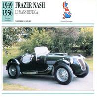 Grande Bretagne 1949-1956 - Frazer Nash Le Mans Replica - Auto's