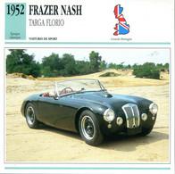 Grande Bretagne 1952 - Frazer Nash Targa Florio - Auto's