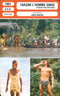 Tarzan, L'homme Singe De John Derek (Richard Harris, Bo Derek...) - Andere