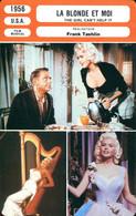 La Blonde Et Moi De Frank Tashlin (Jane Mansfield, Tom Ewell...) - Andere