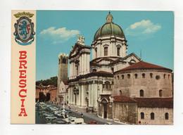 Brescia - Piazza Duomo - Animata - Viaggiata Nel 1972 - (FDC32454) - Brescia