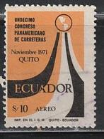 EQUATEUR 248 // YVERT 535 (AÉRIEN) // 1971-72 - Ecuador