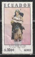 EQUATEUR 249 // YVERT 539 (AÉRIEN) // 1972 - Ecuador