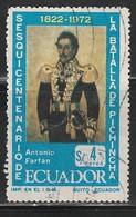 EQUATEUR 250 // YVERT 549 (AÉRIEN) // 1972 - Ecuador