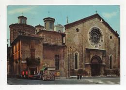 Brescia - Chiesa Di San Francesco - Edicola - Bel Timbro A Targhetta - Viaggiata Nel 1971 - (FDC32455) - Brescia