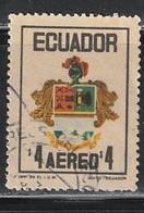 EQUATEUR 251 // YVERT 556 (AÉRIEN) // 1972 - Ecuador