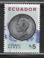 EQUATEUR 253 // YVERT 575 (AÉRIEN) // 1973 - Ecuador