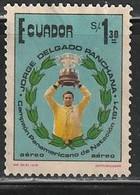 EQUATEUR 254 // YVERT 594 (AÉRIEN) // 1975 - Ecuador