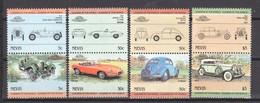 Nevis 1984 Mi 195-201 MNH CARS AUTO - Automobili