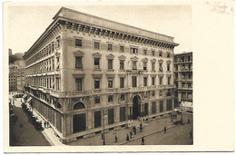 L100J248 - Il Palazzo Della Riunione Adriatica Di Sicurtà A Trieste - Facciata Principale - Trieste