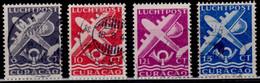 Curacao, Dutch Indies, 1947, Airmail 6c, Used - Airmail