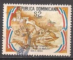Dominikanische Rep.  (1994)  Mi.Nr.  1703  Gest. / Used  (1bb34) - Dominican Republic